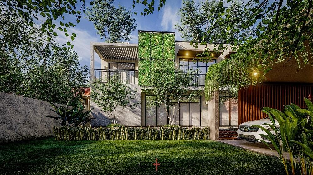 New House Designs Ideas in Sri Lanka - C Plus Design